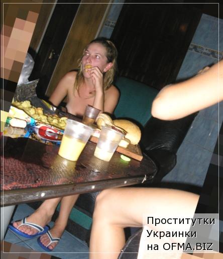 проститутки Украинки